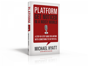 Michael Hyatt Platform Book Cover