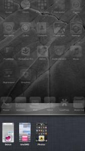 Auxo App Switcher