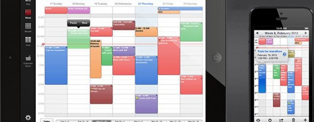 My Favorite iPhone Calendar App is Now Available on the iPad – Week Calendar HD