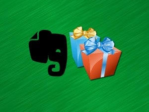 Using Evernote as a Gift List