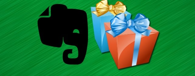 Using Evernote as an Always Up-to-Date Gift Registry