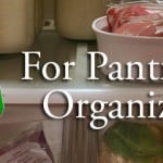 Using Evernote and the Reminder Feature to Keep Your Kitchen Pantry in Order