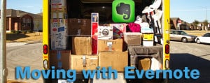 Moving with Evernote