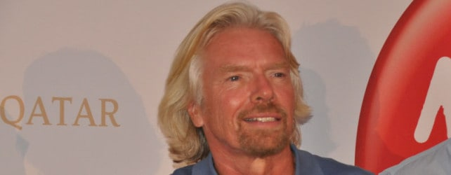 How Richard Branson Lives His Life