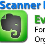 Using Scanner Pro and Evernote For Digital Organization